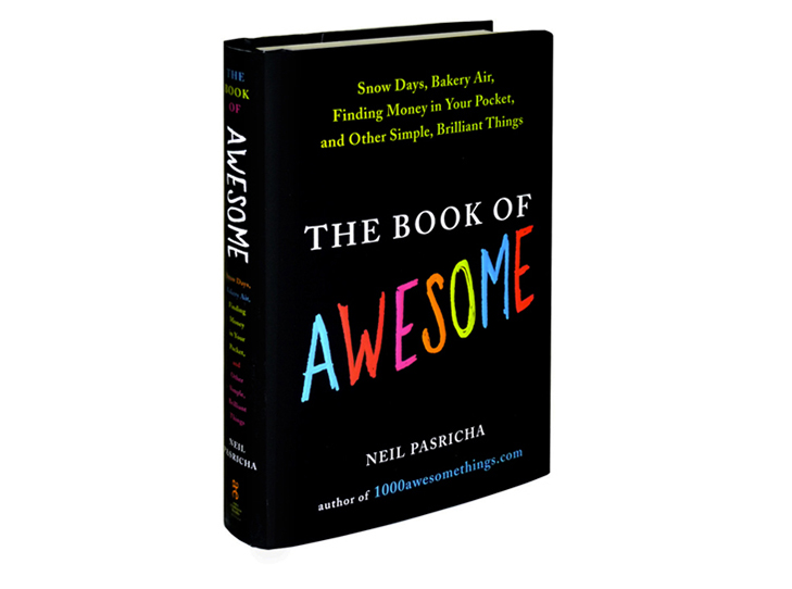 Book of Awesome  Book Cover